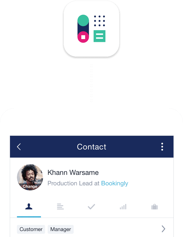 FREE CRM APP IPHONE